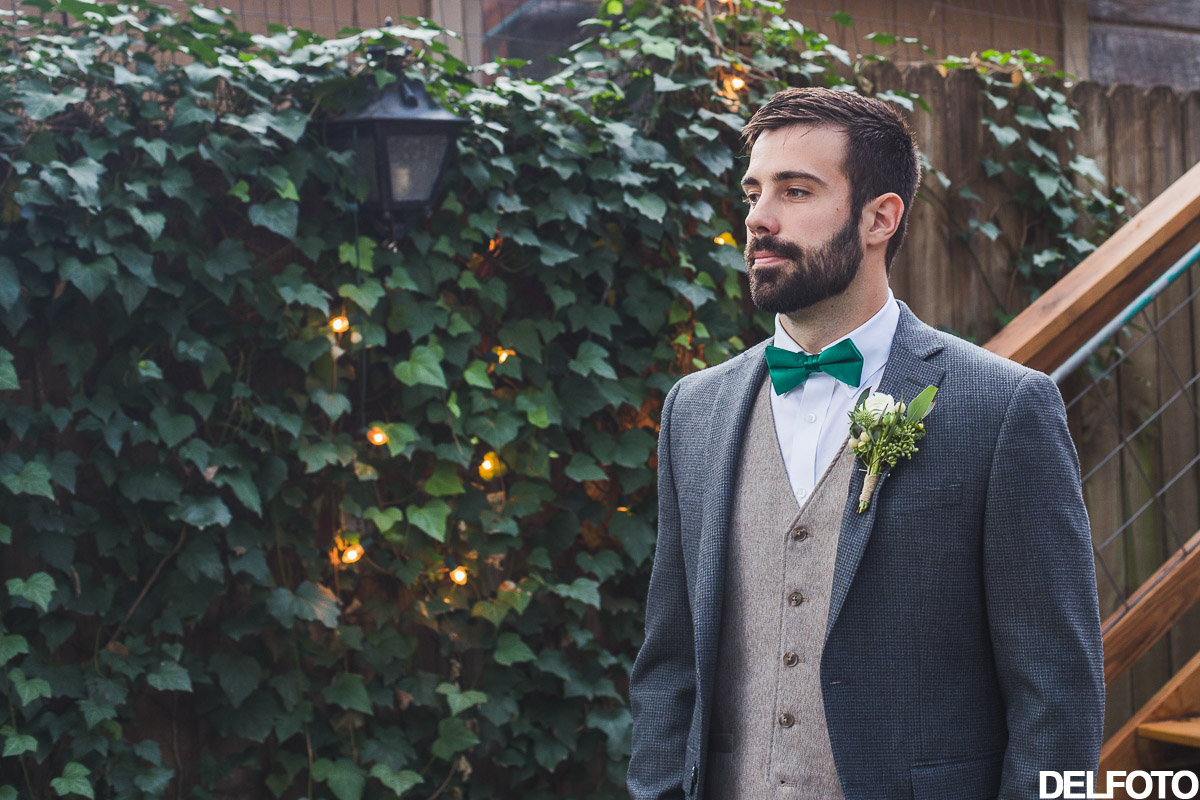 Austin Wedding Photographer Photography Sanctuary First Look Groom