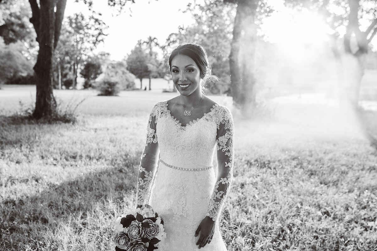 bride surrounded trees mist fog diffused light eberly ranch texas
